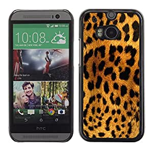 - YELLOW CAT LEOPARD BLACK BROWN PATTERN - - Monedero pared Design Premium cuero del tir???¡¯???€????€?????n magn???¡¯&