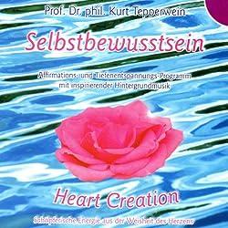Selbstbewusstsein. Heart Creation