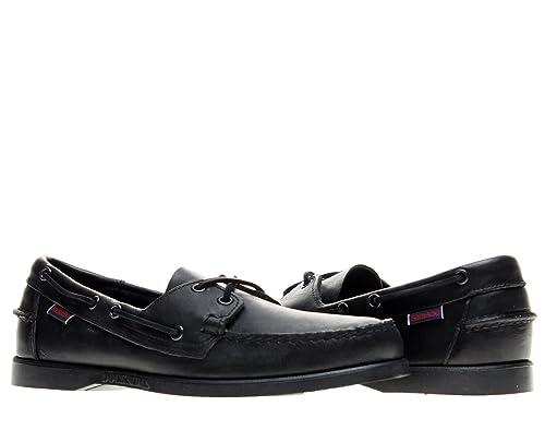 Docksides Zapatillas nš¢uticas para barcos B72673 Marrš®n aceitado y ceroso 10.5M M US: Amazon.es: Zapatos y complementos
