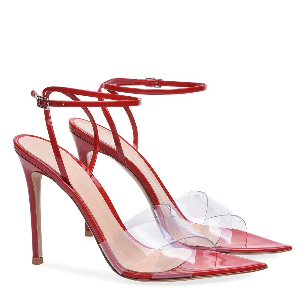 Zapatos de Mujer de PU la sintético de Cuero sintético la Zapatos Mujer de Verano 97fffd