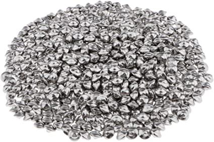 Multi cylindrical shape 2x4mm freneci 450g Assorted Stainless Steel Bead For Jewelry Polishing Buffing Tumbler Acc