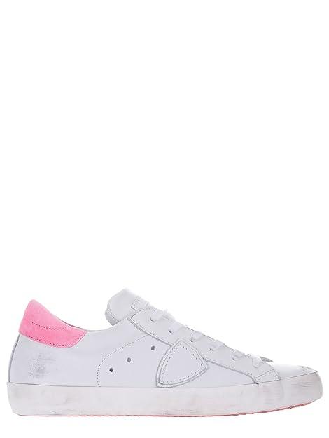 Sneakers casual bianche con stringhe per bambini 3boxA
