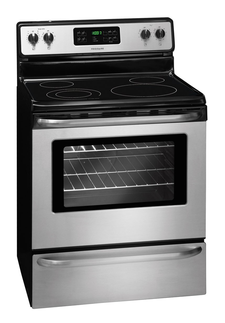 amazoncom frigidaire ffef3048ls 30 inch electric range stainless steel appliances