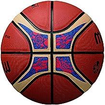 Molten FIBA World Cup Basketball, Orange/Tan, Official Size 7