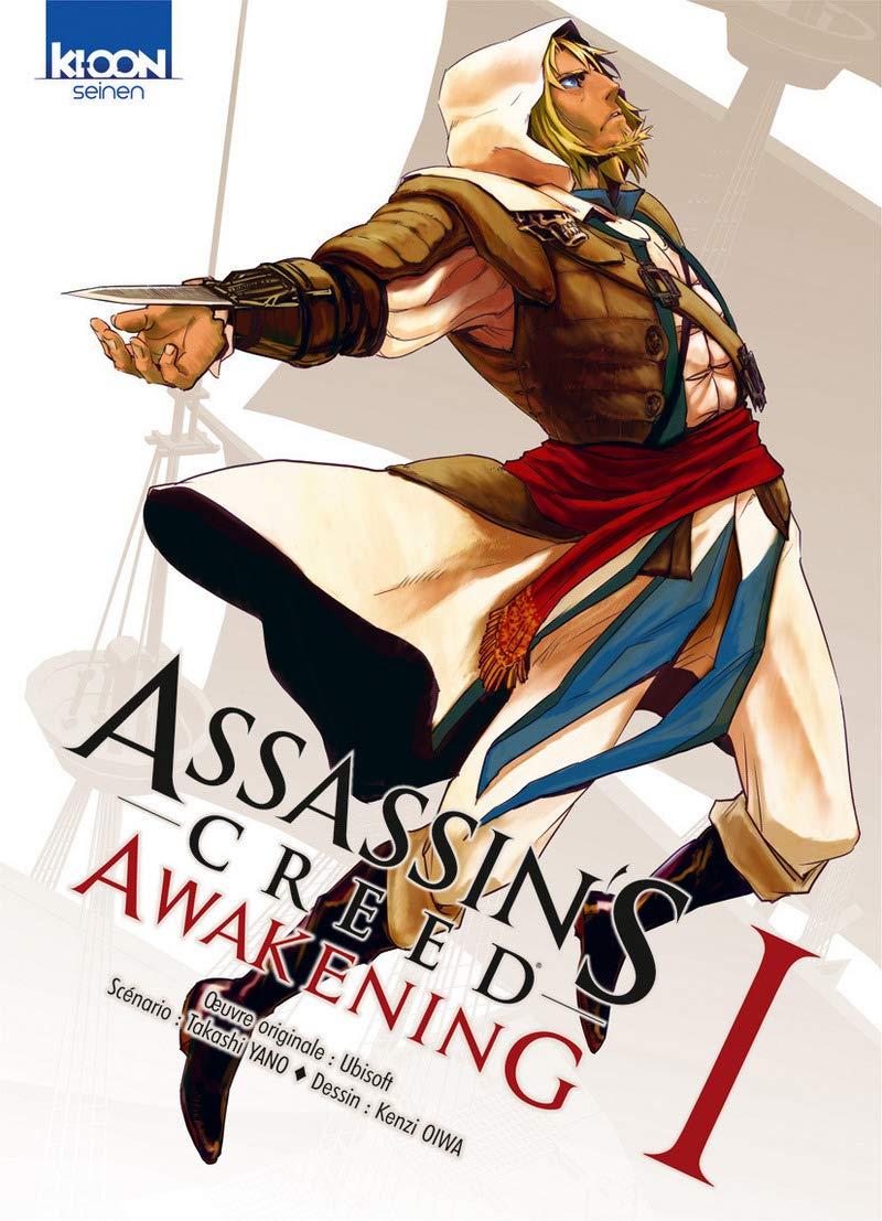 Amazon Fr Assassin S Creed Awakening T01 01 Yano Takashi Oiwa Kenzi Livres