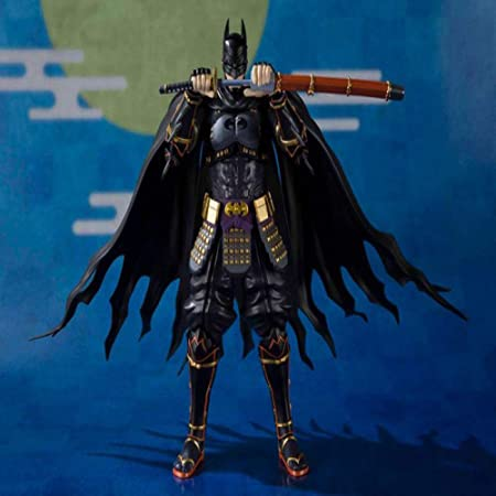 Toy SHF Ninja Batman Warring States Batman Modelo De ...
