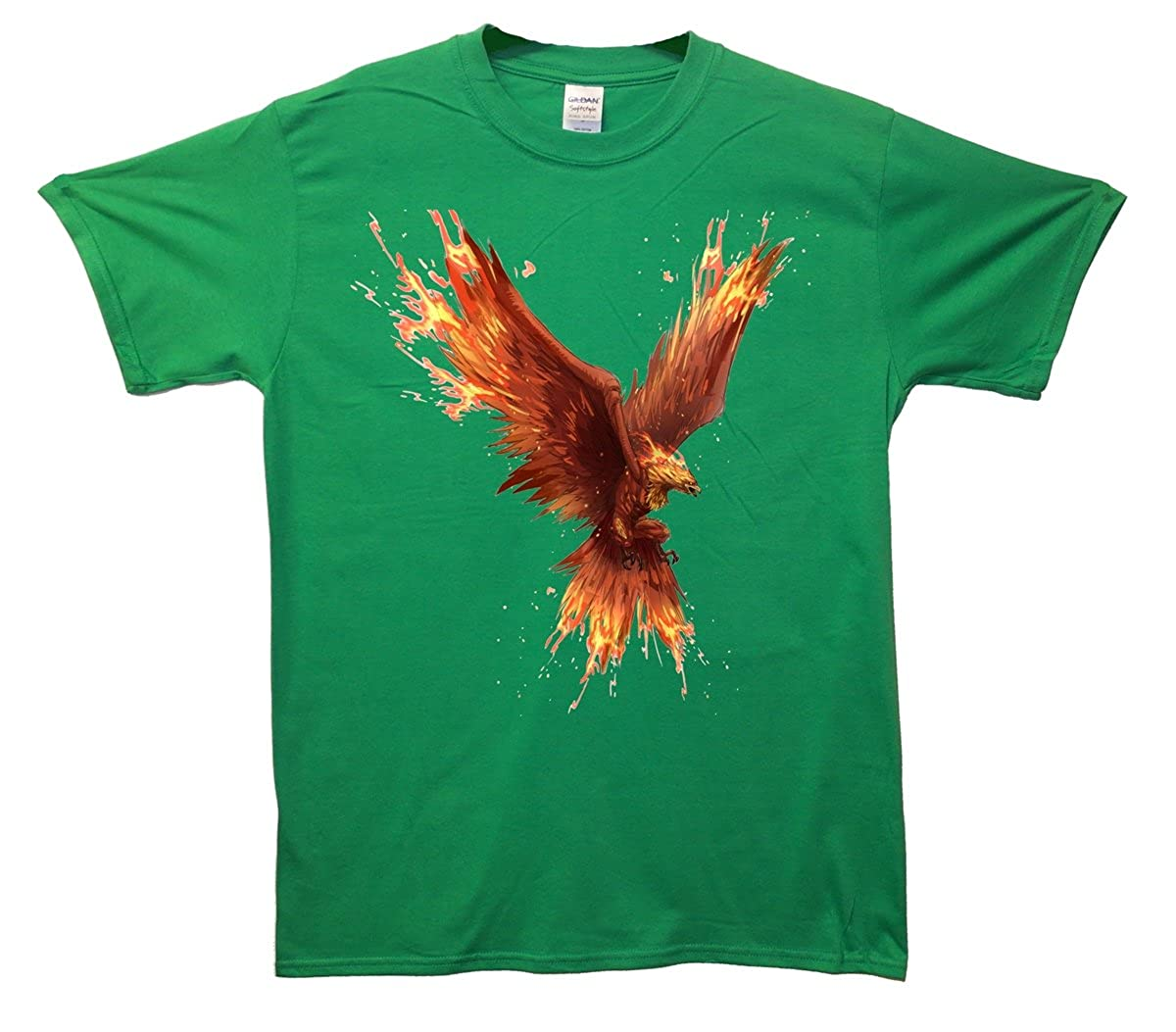 Minamo Burning Phoenix T-Shirt