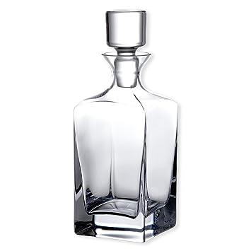 Bruno Evrard - Botella para whisky Highlands, material:vidrio soplado, color:transparente