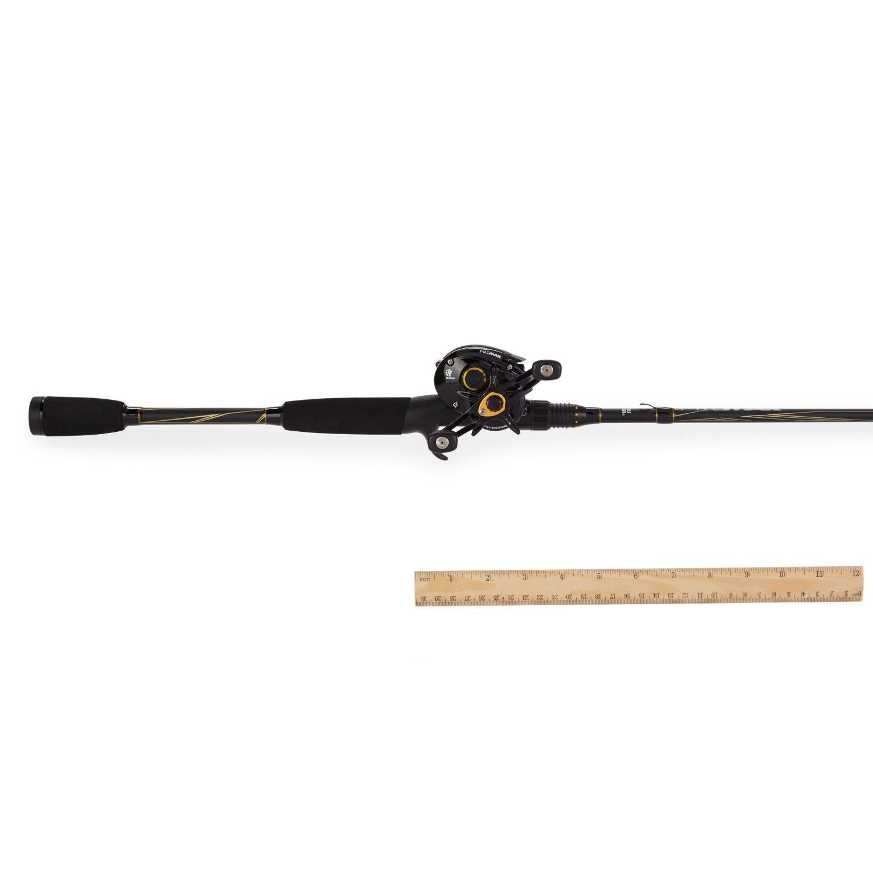 Abu Garcia Pro Max Combo 6.5 Feet Medium Power Pure Fishing PMAX3//661M