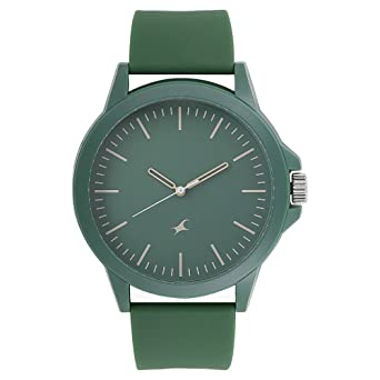 05ecaa20a Image Unavailable. Image not available for. Colour  Fastrack 38024PP26 Minimalists  Watch - for Men   Women