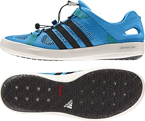 Buy adidas Climacool Boat Breeze Shoe - Men's Shock Blue/Core ...