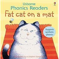 Fat Cat on a Mat Phonic Reader
