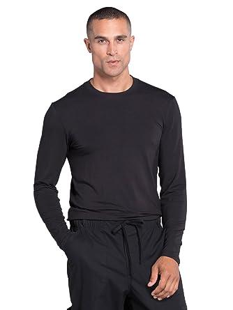 42e63535920 Amazon.com: Cherokee Workwear Professionals Men's Underscrub Knit ...
