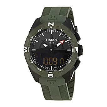Tissot T Touch Expert Solar Ii Mens Analog Digital Watch T110 420 47 051 00