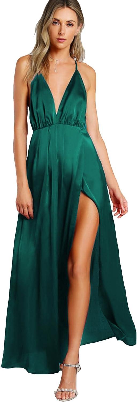 Top 10 Satin Low Cut Home Coming Dress