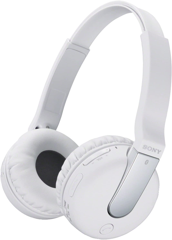 Amazon Com Sony Drbtn200 Bluetooth Headset White Home Audio Theater