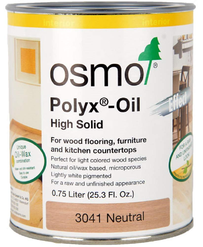 Osmo - Polyx-Oil - 3041 Neutral - 0.75 Liter by Polyx_Oil