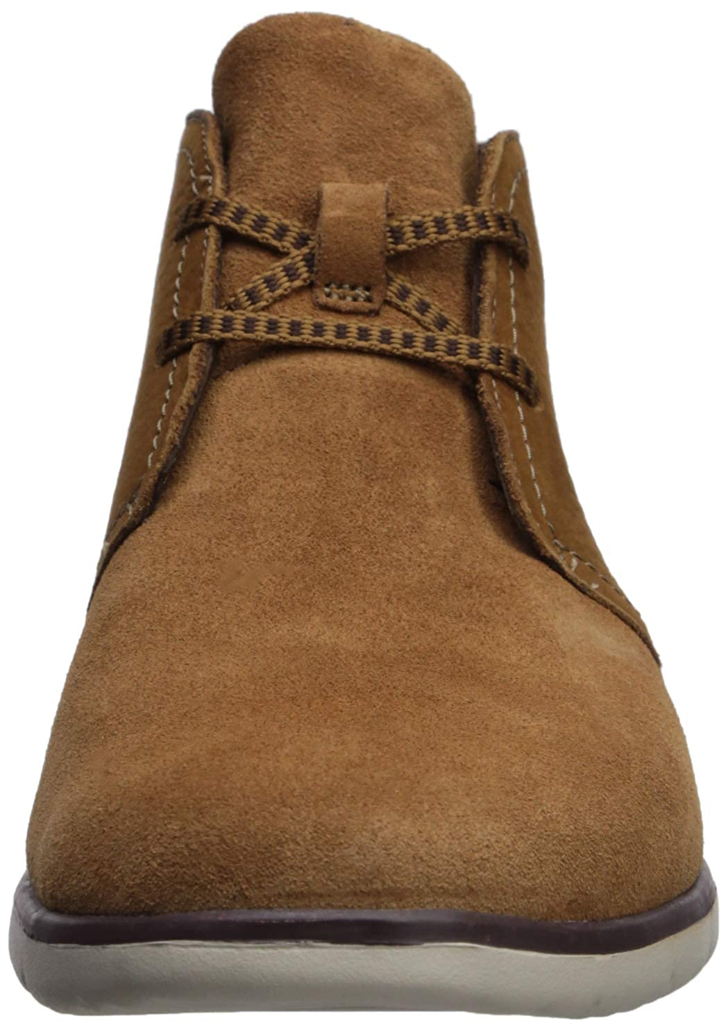 4dd6a5d37ef UGG Men's Freamon Waterproof Chukka Boot, Chestnut, 11 Medium US ...