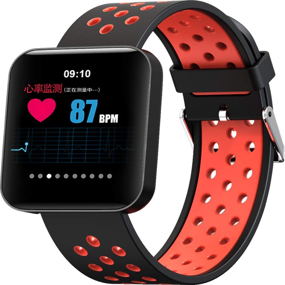 Amazon.com: Smart Watch Men with Remote Camera Blood ...