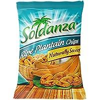 Soldanza - Ripe Plantain Chips, 71 Grams