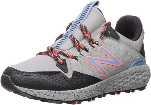 New Balance Crag V1 Fresh Foam, Zapato para Correr Estilo Trail Running para Mujer: Amazon.es: Zapatos y complementos