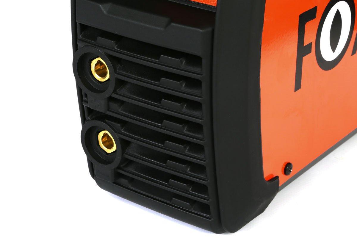 Saldatrice Inverter 165A Foxcot accessoriata - Uso con reti domestiche: Amazon.es: Bricolaje y herramientas