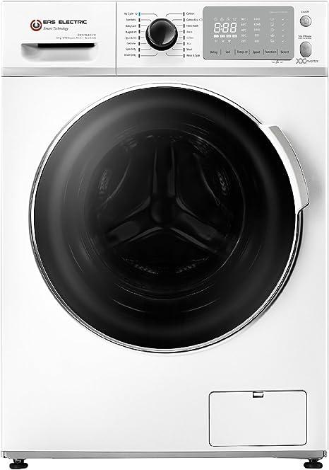Lavadora Blanca Eas Electric EMW9140CW Blanca 9kg Inverter 16 Prog ...