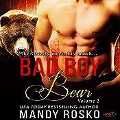 Bad Boy Bear: Volume 2 | Mandy Rosko