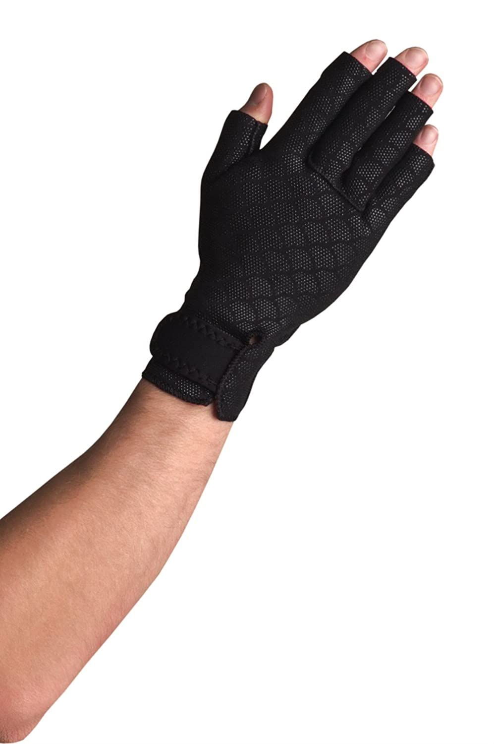 Driving gloves for arthritic hands - Amazon Com Thermoskin Premium Arthritic Gloves Pair Black X Small Health Personal Care
