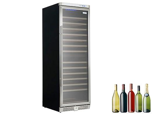 Vitrina expositor botellas a dos Temperature: Amazon.es: Hogar