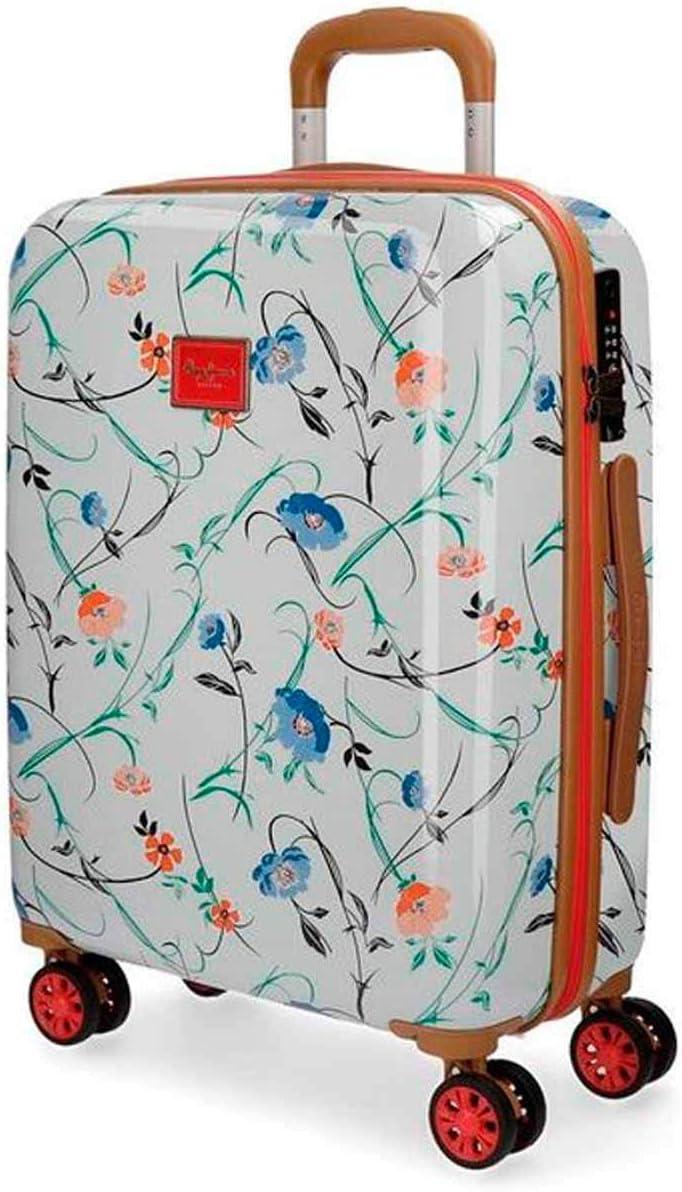 Pepe Jeans Kansas 7188761 Equipaje de Mano, 55 cm, 38 litros