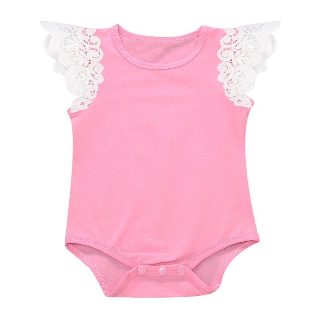ラウンド  MIOIM ピンク SHIRT ベビーガールズ B01N2RO3ND ピンク 6 3 - 6 Months Months 3 - 6 Months|ピンク, カミギョウク:75f8c5d9 --- arianechie.dominiotemporario.com