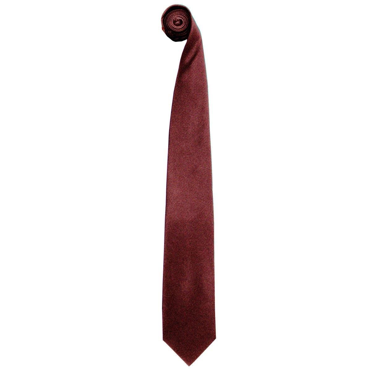 Premier Workwear PR795 Plain seda corbata burdeos: Amazon.es: Ropa ...