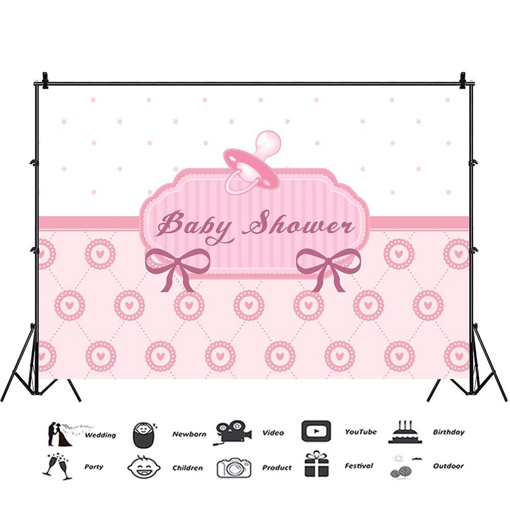 Cassisy 3x2m Vinilo Baby Shower Fondo de Fotografia Gir ...