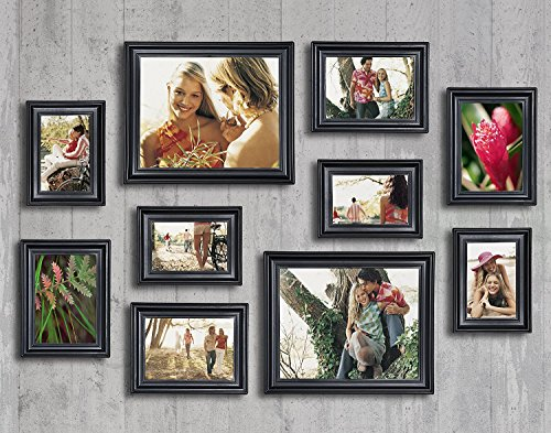 10 piece picture frame set - 2