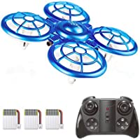 Mini Drones with Remote Control, Hand Operated RC Small Quadcopter Drone Toys for Kids and Beginners
