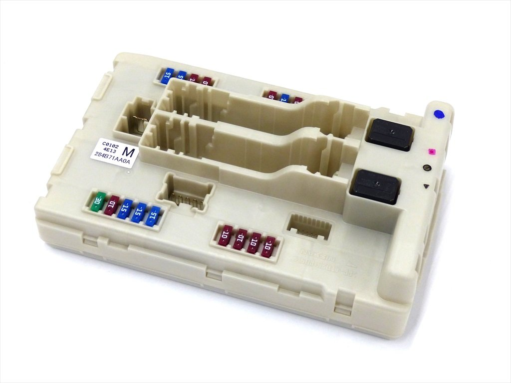 2008 2010 Nissan Altima Murano Maxima Ipdm Bcm Engine Motorcycle Relay With Fuse Box Control Unit Oem Automotive