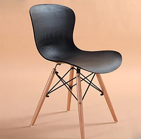 Plástico Moda Silla Simple Lhcy Talking Casual Chair De Ygb7f6y
