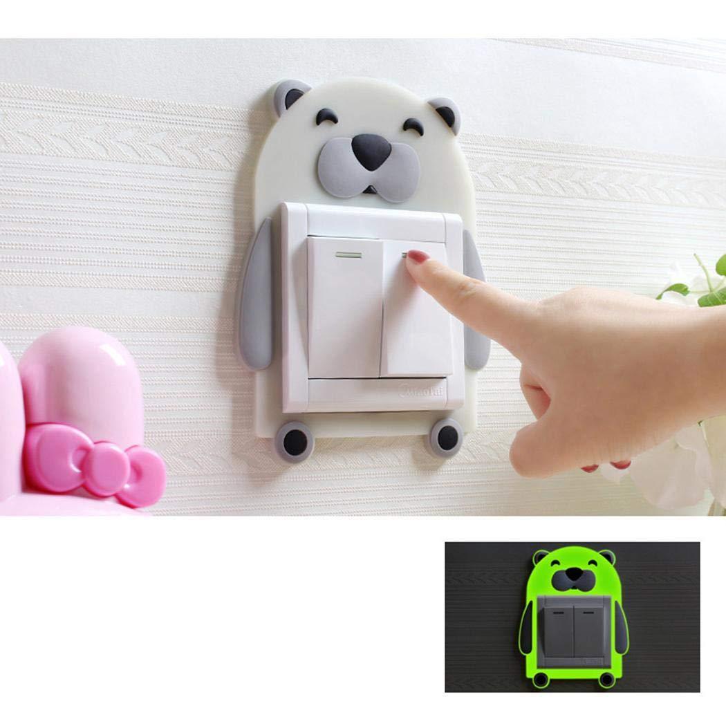 Pegatinas luminosas para interruptores (17 diseños) por sólo 3,98€ usando el #código: T685X8YF