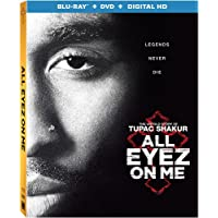 Deals on All Eyez On Me Blu-ray