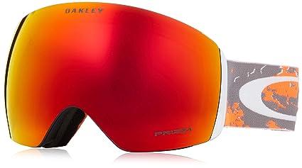 046ce0c8a994b Amazon.com  Oakley Flight Deck Snow Goggle, Arctic Fracture Orange ...
