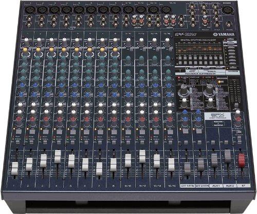 (Yamaha EMX5016CF 16-Input Powered Mixer)
