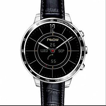 reloj inteligente smartwatch bluetooth con Sleep Monitor,Contador de Calorías,Alarma y Cronómetro,Contador de Pasos,Control de Cámara,Fitness Relojes ...