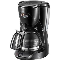 Delonghi Icm 2.1B Kahve Makinası, Plastik, Siyah