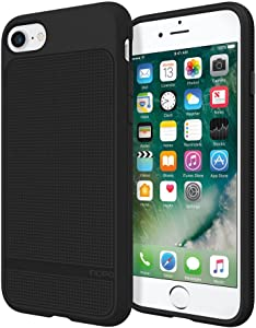 Incipio NGP Advanced iPhone 8 & iPhone 7 Case with Textured Back and Honeycombed Interior for iPhone 8 & iPhone 7 - Black