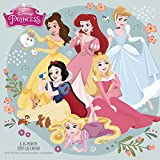 Disney Princess Wall Calendar (2019)
