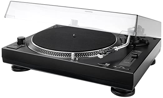106 opinioni per Dual DTJ 301.2- Console per DJ, USB, con 2 puntine, controllo Pitch, sistema