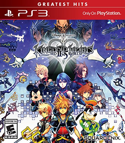 Kingdom Hearts HD 2.5 ReMIX - PlayStation 3 (Barbie And The Diamond Castle Part 1)