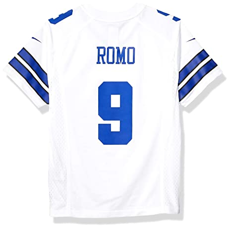 sneakers for cheap 1f6f2 d6c25 Amazon.com : Dallas Cowboys NFL Nike Youth Game Jersey, Tony ...