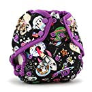 Kanga Care Rumparooz Cloth Diaper Cover Snap, Tokispace/Orchid/Multi, One Size